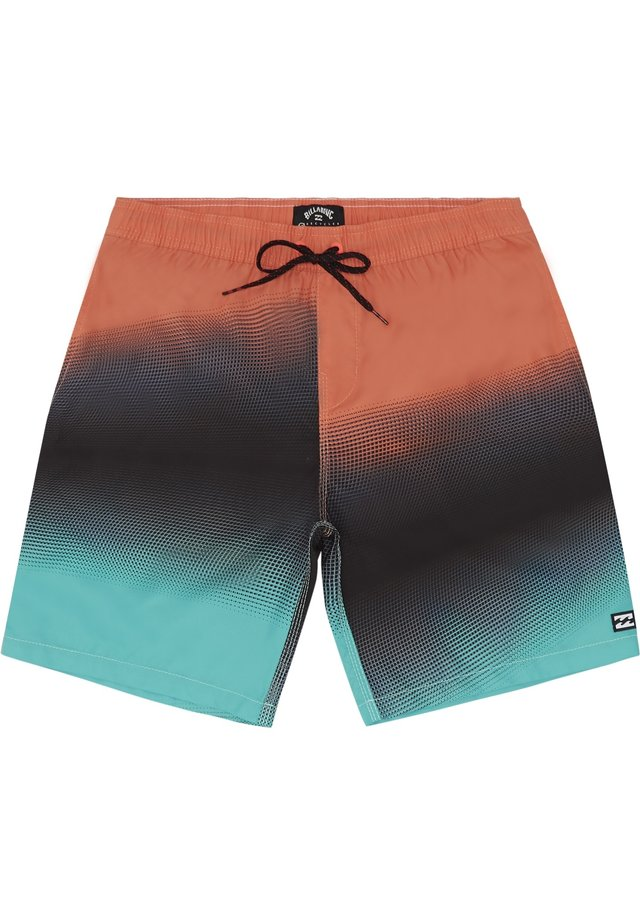 RESISTANCE - Swimming shorts - pacific