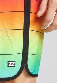 Billabong - STRIPE PRO - Shorts da mare - neon - 5
