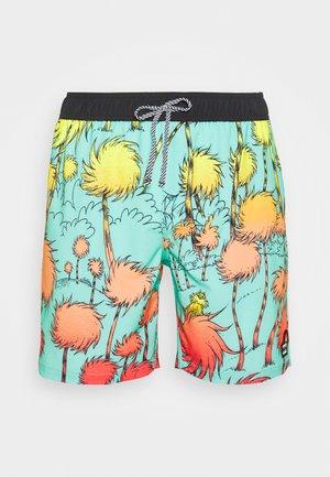 LORAX SUNDAYS LAYBAC - Shorts da mare - multi-coloured