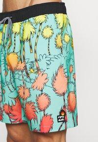 Billabong - LORAX SUNDAYS LAYBAC - Badeshorts - multi-coloured - 3