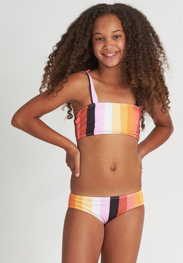 SUNSET GLOW ST - Bikini - multi