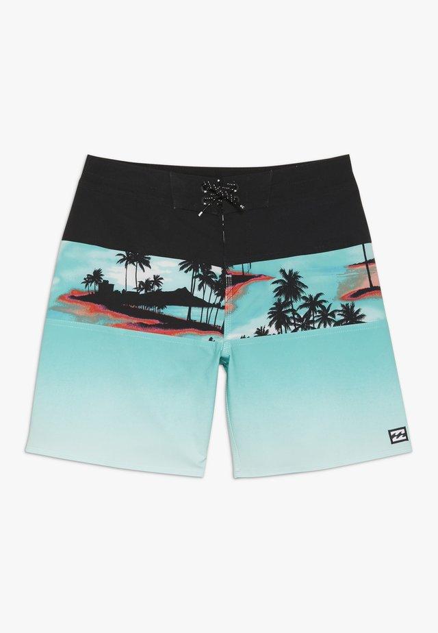 TRIBONG PRO BOY - Shorts da mare - aqua
