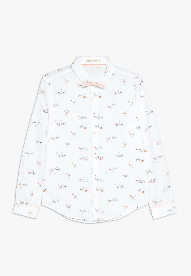 Billybandit - Shirt - white