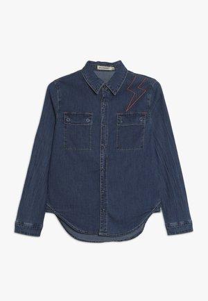 Koszula - denim blue