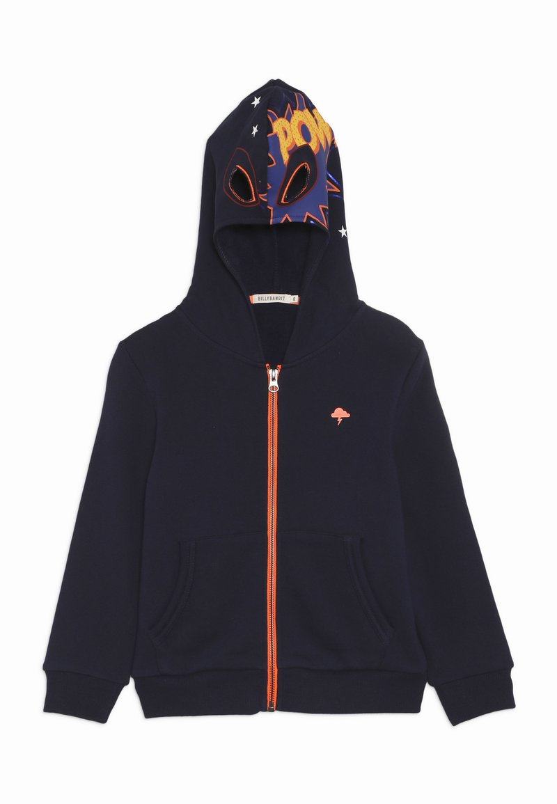 Billybandit - Zip-up hoodie - marine