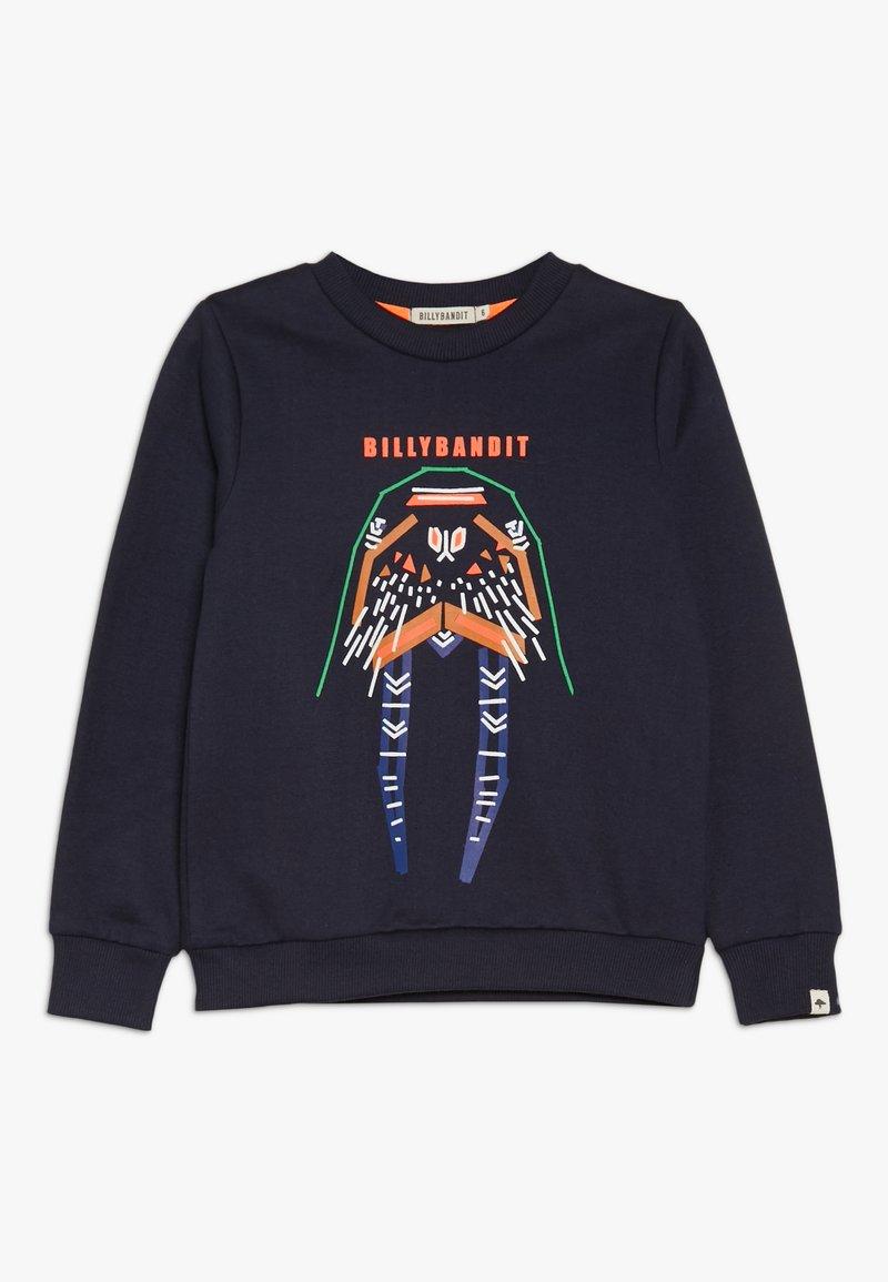 Billybandit - Sweatshirt - blaugrau
