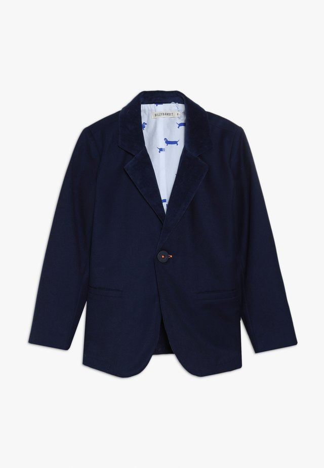 VESTE DE COSTUME - Suit jacket - marine