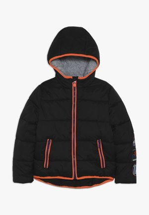 Winter jacket - dunkel grau