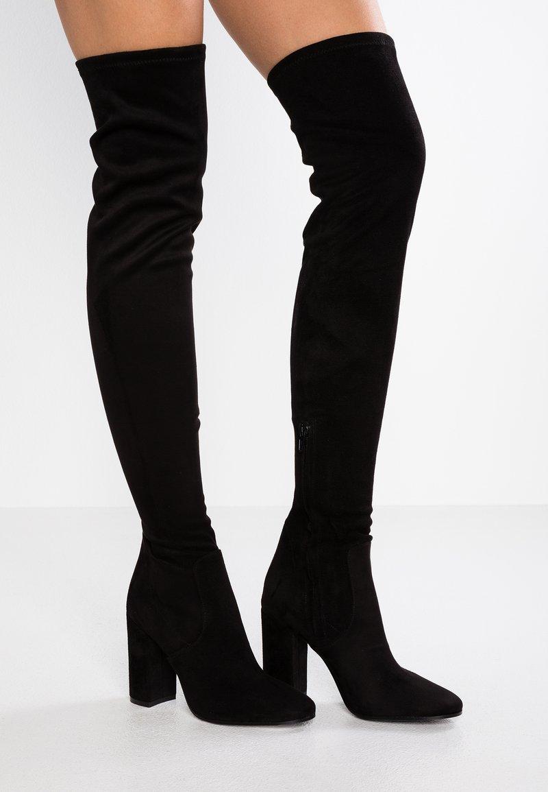 Bianca Di - High heeled boots - nero castro