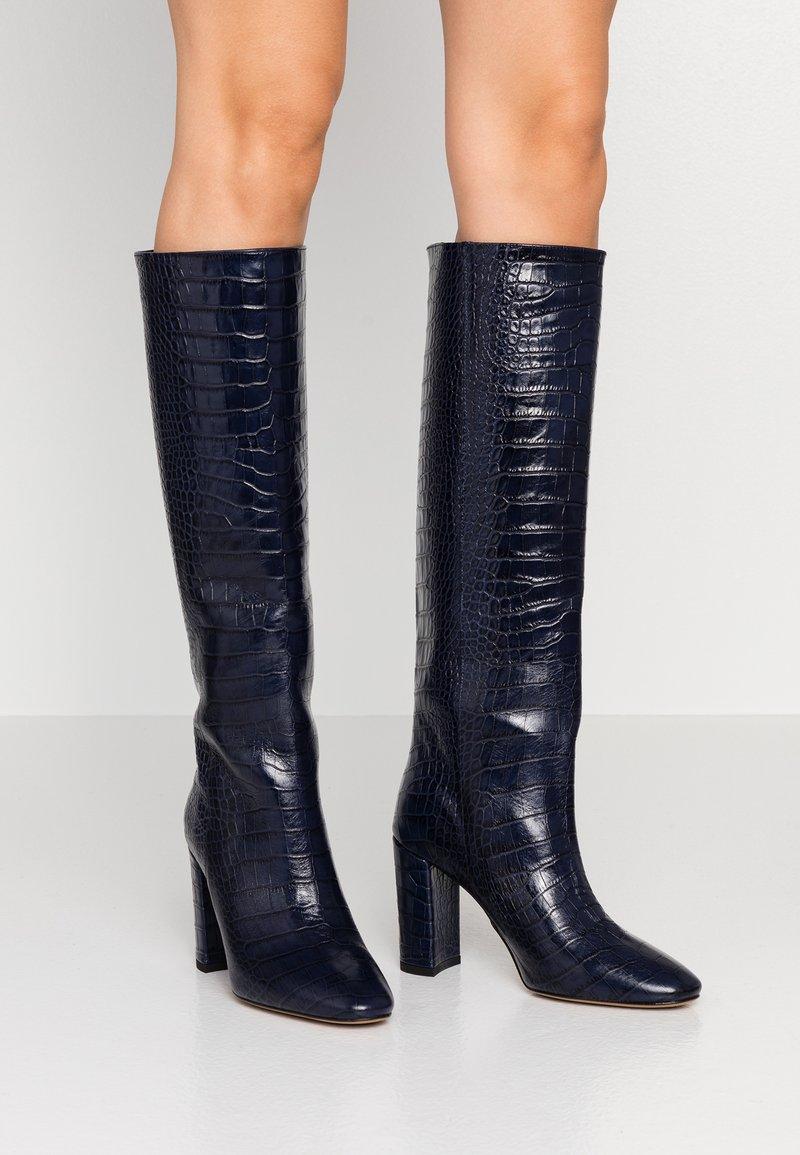 Bianca Di - Boots med høye hæler - coccoblue