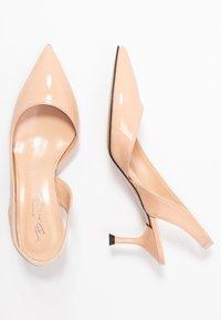 Bianca Di - Classic heels - nude - 3