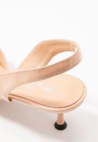 Bianca Di - Classic heels - nude - 2