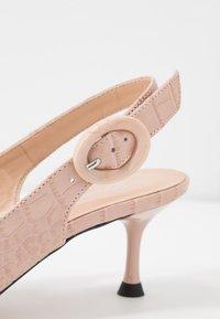 Bianca Di - Classic heels - cipria - 2