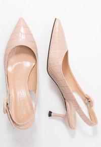 Bianca Di - Classic heels - cipria - 3