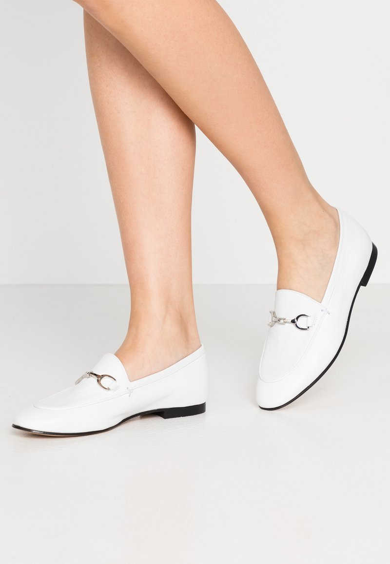 Bianca Di - Loafers - white
