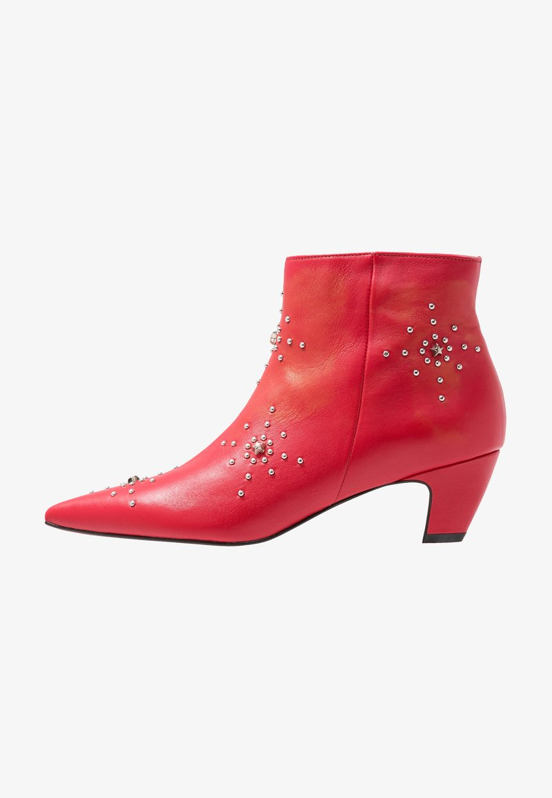 Bianca Di - Ankle Boot - red