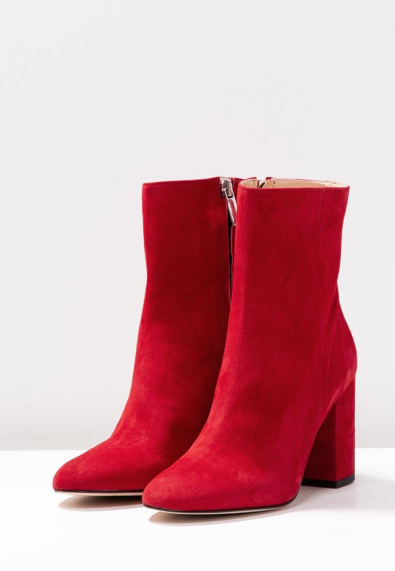 Di Red Red Bottines Red Bianca Bianca Di Bianca Di Bottines Bottines QxosrdChBt