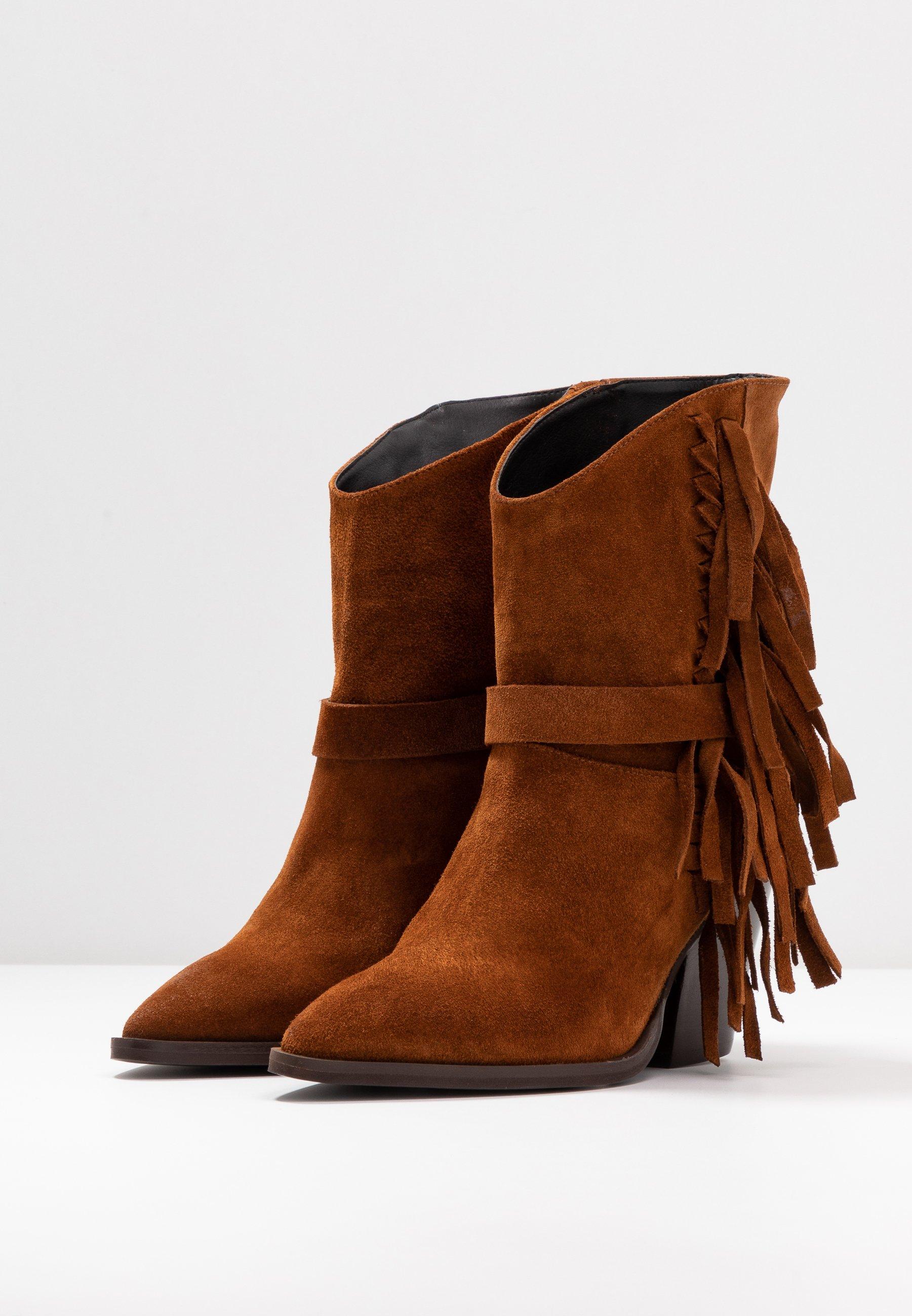 Bianca Di Højhælede støvletter - rodeo