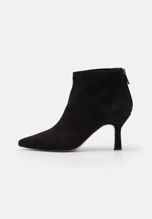 TACCO  - Boots à talons - nero