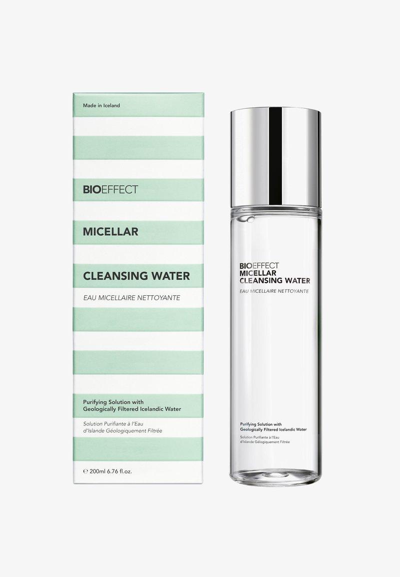 BIOEFFECT - MICELLAR CLEANSING WATER - Cleanser - -