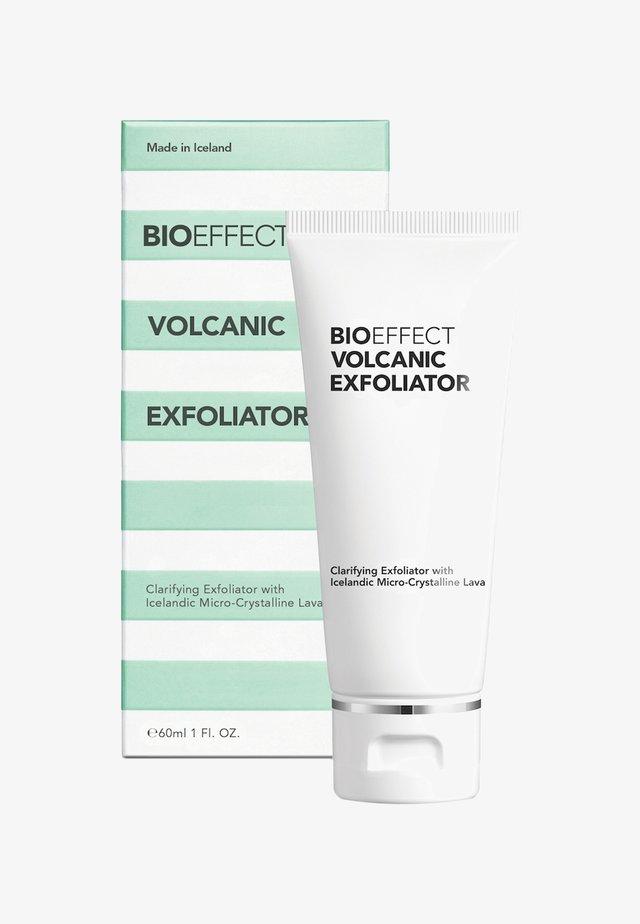 VOLCANIC EXFOLIATOR 60ML - Face scrub - neutral