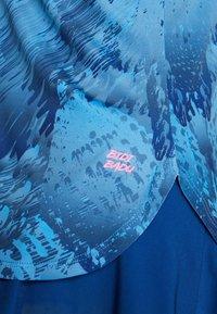 BIDI BADU - Sports shirt - dark blue/turquoise - 6