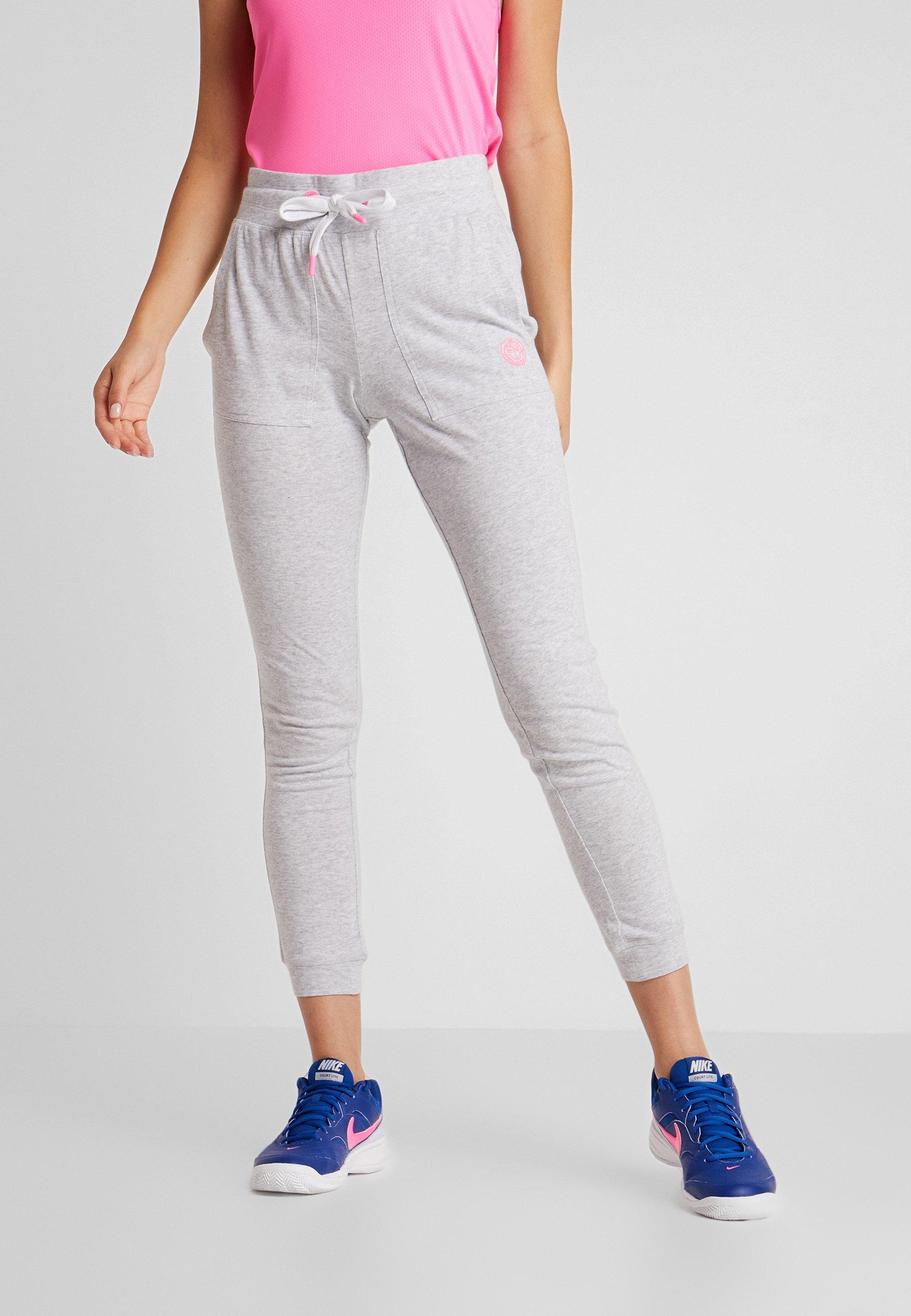 BIDI BADU PERLA BASIC PANT - Jogginghose light grey