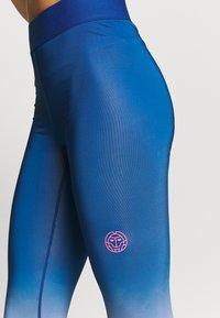 BIDI BADU - TALLIS TECH  - Leggings - pink/dark blue - 3