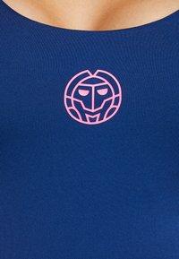 BIDI BADU - ALARA TECH DRESS 2-IN-1 - Abbigliamento sportivo - dark blue/turquoise - 3
