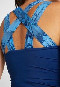 BIDI BADU - ALARA TECH DRESS 2-IN-1 - Abbigliamento sportivo - dark blue/turquoise - 5