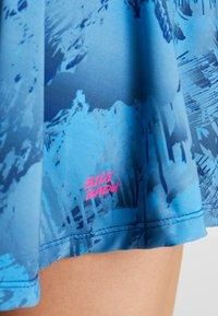 BIDI BADU - ALARA TECH DRESS 2-IN-1 - Abbigliamento sportivo - dark blue/turquoise - 4