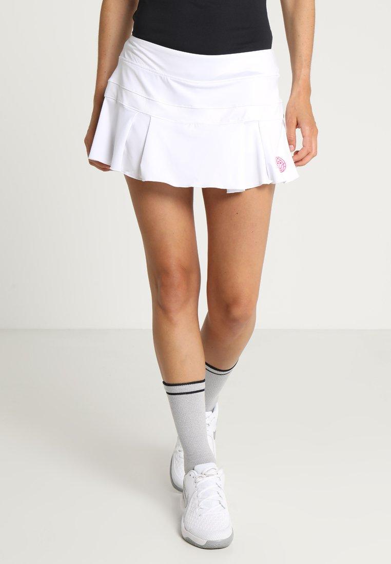 BIDI BADU - LIZA TECH SKORT - Jupe de sport - white