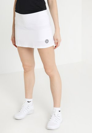 KATE TECH SKORT - Sports skirt - white