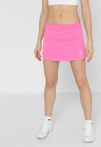 BIDI BADU - KATE TECH SKORT - Sports skirt - pink - 0