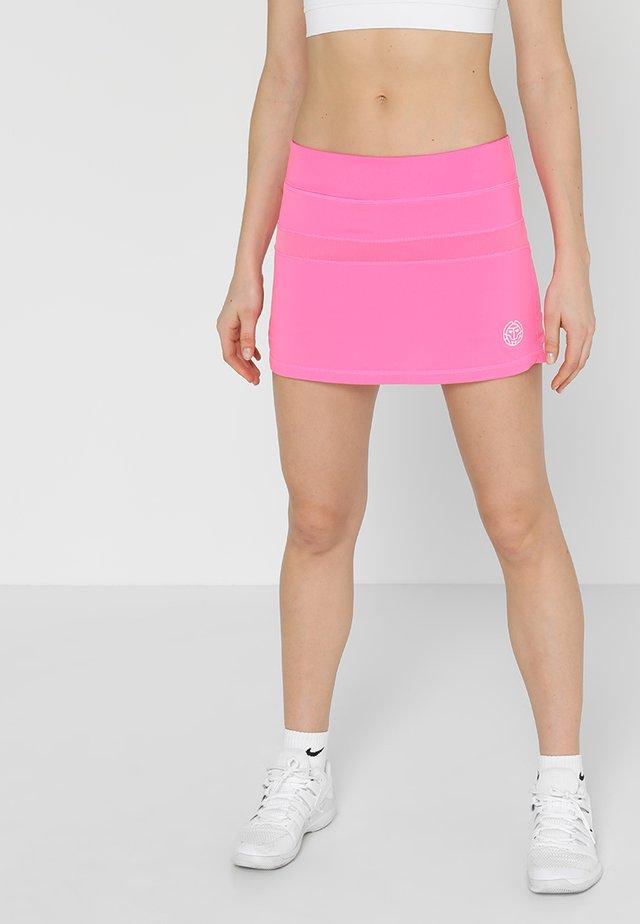 KATE TECH SKORT - Rokken - pink