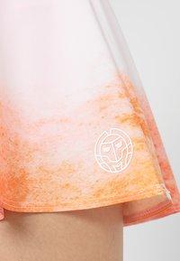 BIDI BADU - MORA  - Sports skirt - white/pink/orange - 6