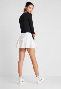 BIDI BADU - MORA TECH SKORT - Sports skirt - white - 2