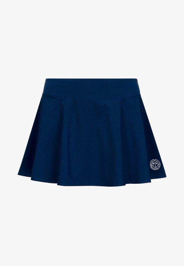 MORA TECH SKORT - Sports skirt - dark blue