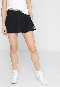 BIDI BADU - MORA TECH SKORT - Sportovní sukně - black - 0