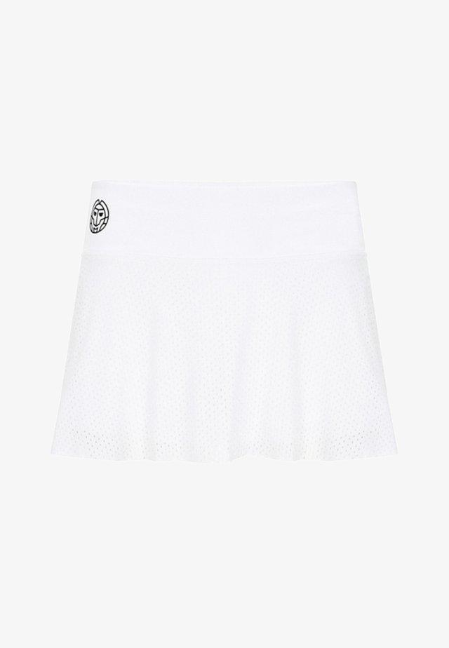 CHARLIE TECH SKORT - Sports skirt - white