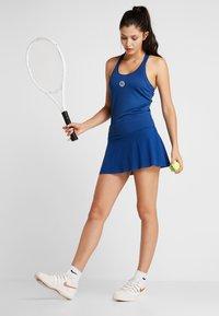 BIDI BADU - CHARLIE TECH SKORT - Sports skirt - dark blue - 1