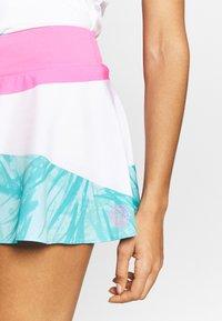 BIDI BADU - MORA TECH SKORT - Sportovní sukně - pink/white/mint - 3