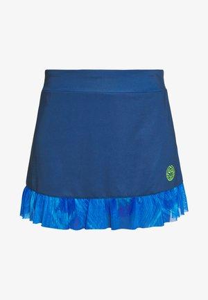 ALEA TECH SKORT - Sportovní sukně - dark blue
