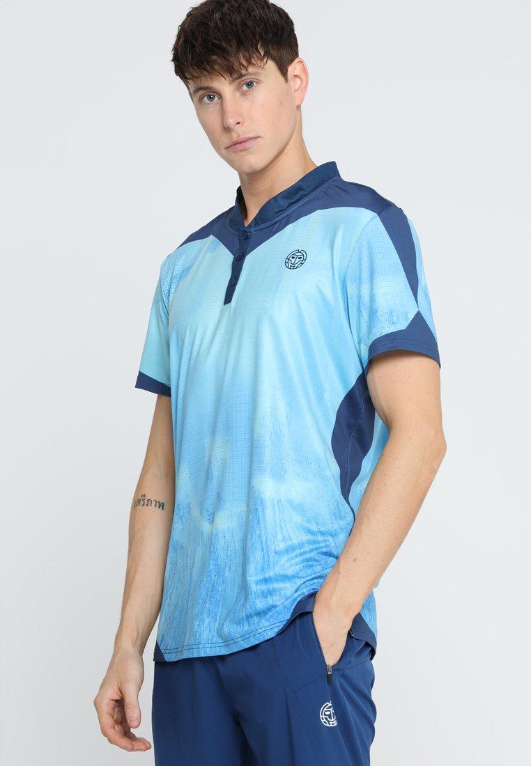 BIDI BADU - LUCES TECH - T-shirts print - blue/dark blue