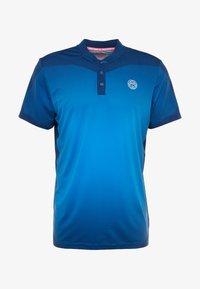 BIDI BADU - T-shirt print - dark blue/blue - 4