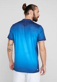 BIDI BADU - T-shirt print - dark blue/blue - 2