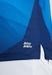 BIDI BADU - T-shirt print - dark blue/blue - 5