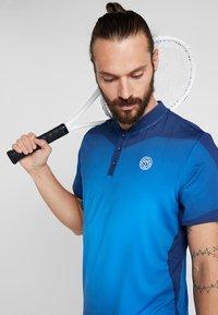 BIDI BADU - T-shirt print - dark blue/blue - 3