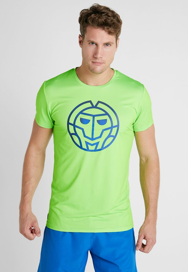SLY - T-Shirt print - neon green