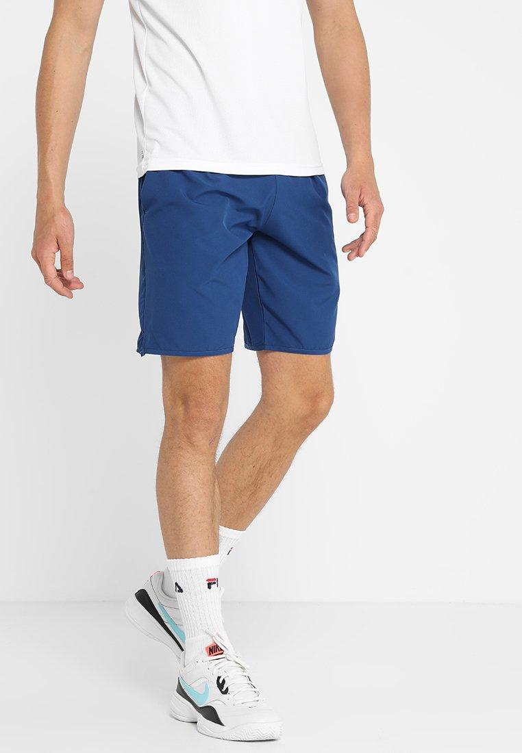 BIDI BADU - HENRY TECH SHORT - Sportovní kraťasy - dark blue